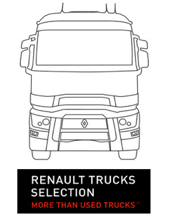 Renault Trucks' selection